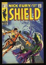 Nick Fury, Agent of SHIELD #11 FN/VF 7.0 Marvel Comics