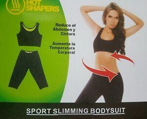 Hot Thermo Sweat Neoprene Body Shaper Slimming Waist Trainer Cincher Yoga Vest