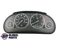BMW X5 Series E53 Instrument Cluster Speedo Meter Speedometer Clocks 6979580