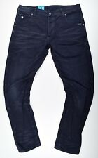 G-STAR RAW, Arc 3D Slim COJ W33 L30, Mazarine Blue, Sandford Twill OD, Neu !!!