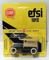 Efsi Models Appx 1/64 Scale Diecast MT5 - 1919 T Ford Vintage Van - Harrods