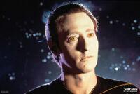 Star Trek The Next Generation Data TV Show Poster 18x12 inch Poster - 12x18