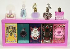 Anna Sui Perfume Miniature Collection 4ml x 5 Eau De Toilette Fragrance GIFT SET