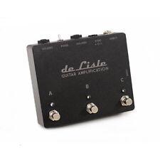 de Lisle ABC Transformer ISOLATED Guitar Amp Switch Signal Splitter Pedal
