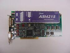 AudioScience-ASI4215-Pro-Broadcast-Multichannel-AES-EBU-Digital-amp-Balanced-Au