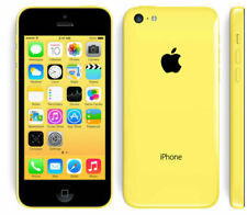 "YELLOW_Apple iPhone 5C 16GB ""Factory Unlocked"" 4G LTE WiFi Smartphone"