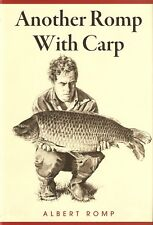 ROMP ALBERT COARSE FISHING BOOK ANOTHER ROMP WITH CARP hardback NEW