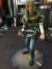 Kurt Cobain Action Figure by Neca Loose Complete 7-inch 2006 End of Music Series