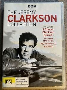 DVD: The Jeremy Clarkson Collection - Extreme Machines & Motorworld Documentary