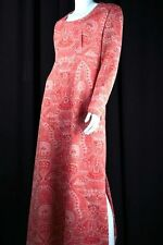Damen Vintage-Kleider mit Mischgewebe für Abendmode