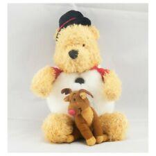 Peluche Winnie bonhomme de neige cerf Collection Disney - Ours Classique