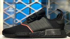 Adidas НПРО ядро R1, черный солнечный красный карбон выведена совершенно новый EE5085 разные размеры
