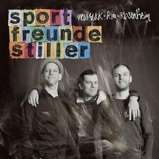 SPORTFREUNDE STILLER  New York, Rio, Rosenheim  CD  NEU & OVP