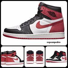 Nike Air Jordan 1 Retro High Og UK11/EUR 46 TRACK ROSSO [555088-112] 100% AUTENTICO
