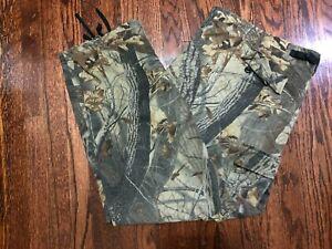 Redhead 🦌 Camo Hunting Pants Men's 3XLT Realtree Hardwood Made in USA🔥