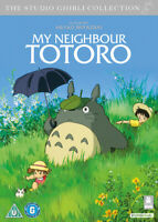 My Neighbour Totoro DVD (2006) Hayao Miyazaki cert U ***NEW*** Amazing Value