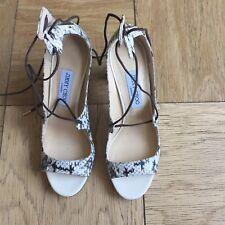 Jimmy choo Brand New Snakeskin Sandals 39,5
