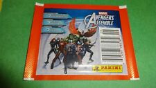2013 Panini Marvel Avengers Assemble Sticker Pack