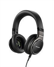 Panasonic High Quality Headphone Hi-Res Sealed Type RP-HD10-K Black