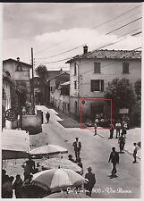 GUIGLIA MODENA VESPA DAVANTI AD UN BAR MOLTO ANIMATA 1955 BELLA ! ! !