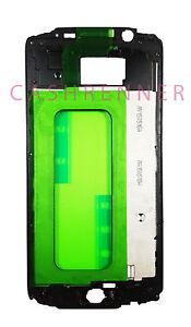 Vordere Rahmen Gehäuse LCD Frame Housing Cover Display Samsung Galaxy S6 G920F