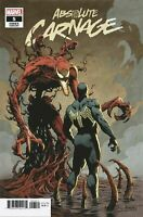 Absolute Carnage #5 Rivera Codex 1:25 Variant Comic 1st Print 2019 NM