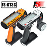 FLYSKY FS-GT3C 3CH 2.4GHz LCD Remote Control Transmitter Receiver for RC CarBoat