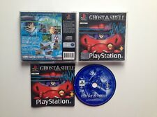 Ghost in the Shell  (UK PAL, CIB) - Sony PlayStation 1 / PS1 / PSX