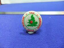 vtg badge yha youth hostel regional midland group tin badge 1950s 60s