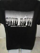 Skid Row LAPD T shirt Central Division Est. 1869 Super rare Police shirt