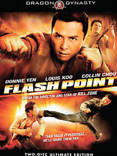 Flash Point (DVD, 2008, 2-Disc Set, Ultimate Edition)