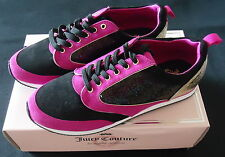 NEW IN BOX WOMENS JUICY COUTURE FUN ATHLETIC STYLE SHOES SZ 7