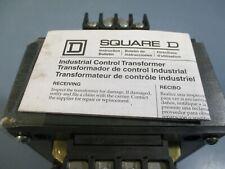 Square D Industrial Control Transformer 75 Kva Cat 9070t750d31