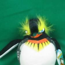 NEW SERVICE UP TRIBAL TATTOO MOVIE TANK SURFER PENGUIN PLUSH STUFFED ANIMAL TOY