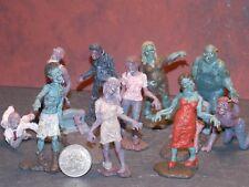 Dollhouse Miniature Halloween Zombies Super Toob 1:24 X Safari LTD Dolly Gallery