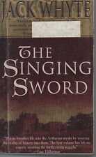Camulod Chronicles Book 2 The Singing Sword by Jack Whyte 1997 Paperback Book