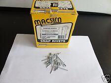 pop rivet aluminium colorbond colour 1000 piece ,WINDSPRAY (Grey) 4-3