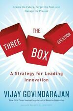 The Three-Box Solution: A Strategy For Leading Innovation            (Hardcover)