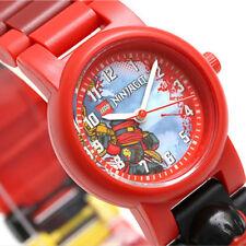 LEGO ClicTime Ninjago Sky Pirates KAI Minifigure Link Buildable Watch (8020547)