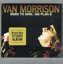 BRAND NEW Born to Sing: No Plan B by Van Morrison (CD-2012 Exile)
