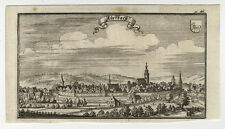 Auerbach (Haut-Palatinat). - cuivre clés de A. W. ERTL, 1687-1705