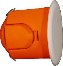 Boite d'applique DCL pour placo Diam 40mm Eur'Ohm (réf:53020) - NEUF