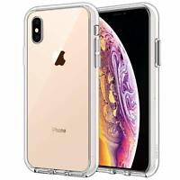 JETech Case for Apple iPhone Xs and iPhone X Shock Absorption Bumper Cover HD