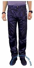 Countdown Shiny Nylon 5-Button Jeans/Pants/Trousers Wet Look NEW