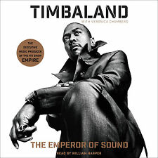 The Greatest by Timbaland (2015, CD)