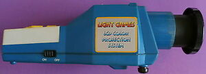Light Games LCD Color Projection System + Games Tested (Playtime, 1988)