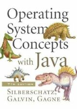 Operating System Concepts with Java by Abraham Silberschatz, Peter Baer...