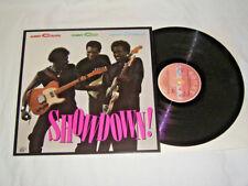 LP - Albert Collins Robert Cray Johnny Copeland Showdown - UK 1985 # unplayed