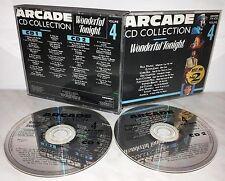 2 CD ARCADE COLLECTION VOLUME 4 - YOUNG - JOHN - REA - CLAPTON - COOPER