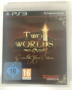 Two Worlds II Sony Playstation 3 PS3 Game FREE P&P